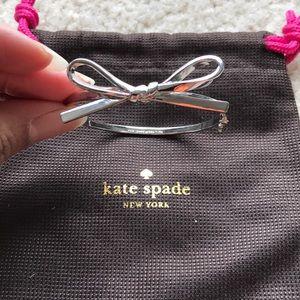 Kate Spade Bow Bracelet.